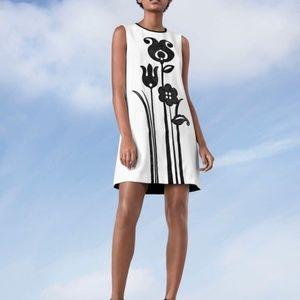 Victoria Beckham for Target Black/ White Dress NWT